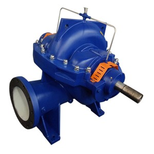 High Quality Dredge Pump - BHS series Double Suction Split Casing pumps – Beken
