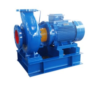 Una serie BNS, spectacula theatrica II, Norm finem Suction Centrifugal pumps