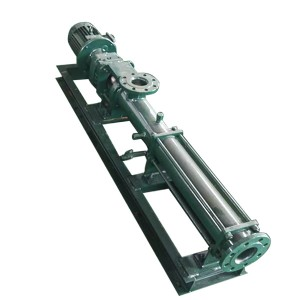 BKD mono screw pump