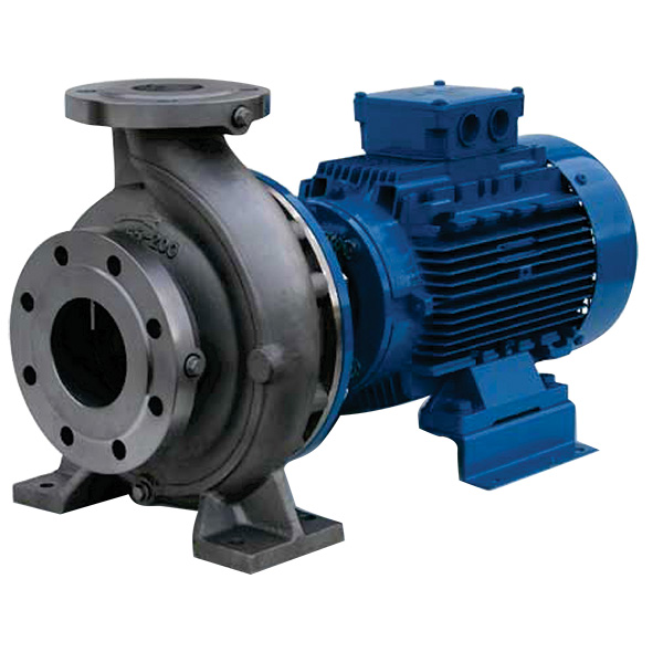 BNS series Single Stage, End Suction Norm Centrifugal pumps Featured Image
