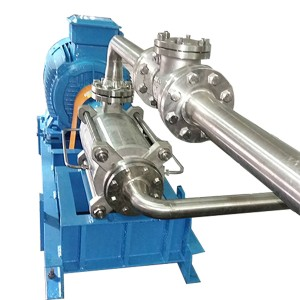 BPE series Medium Pressure Stage Casing Pumps
