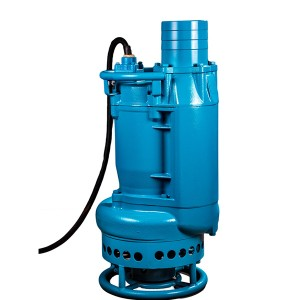 2019 High quality Mine Dewatering - KBZ Submersible Drainage Pump – Beken