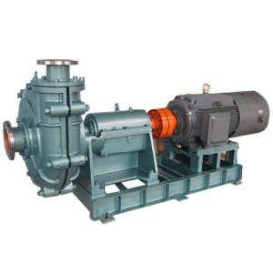 BAH horisontal slurry Pumps