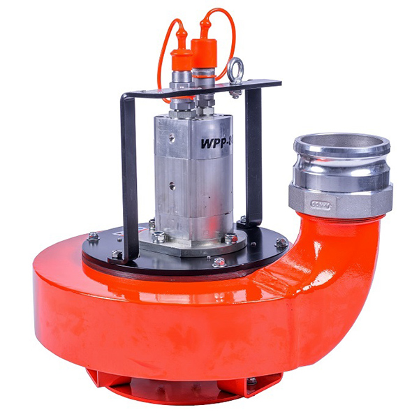 BNW series Hydraulic Submersible Trash pumps – Beken