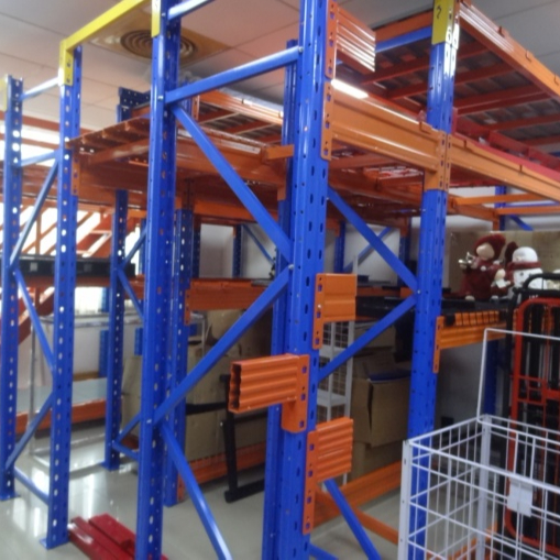 Warehouse corrosion protection storage steel shelving unitssystem