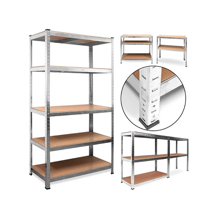 heavy duty metal storage warehouse racks
