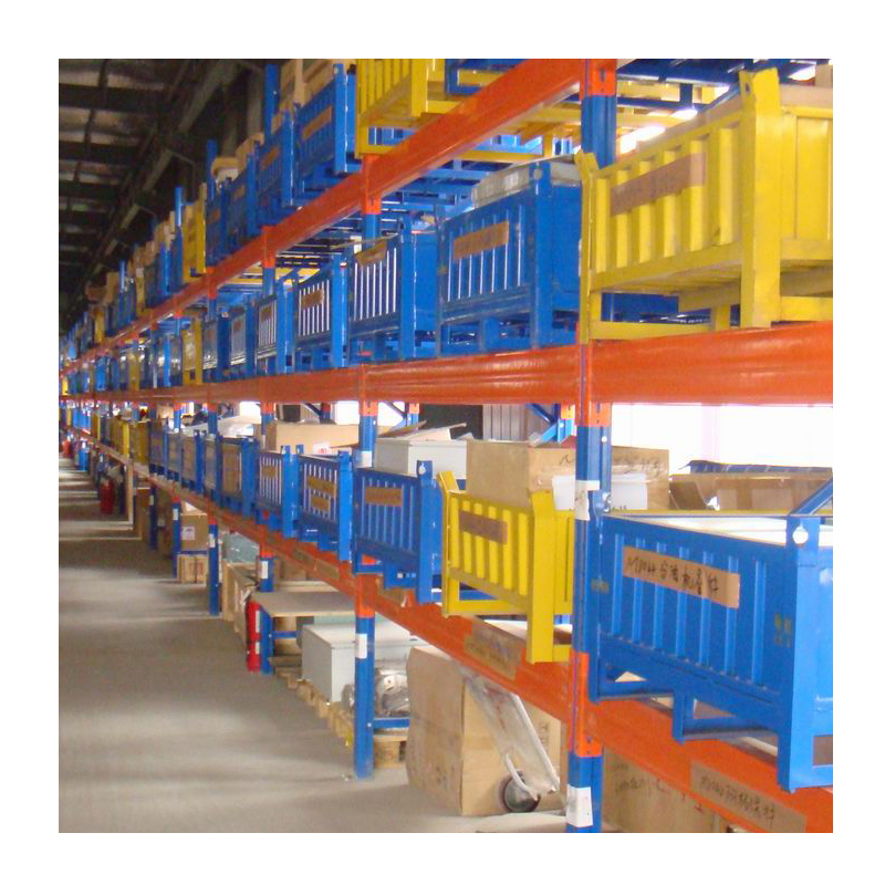 ce guarantee adjustable storage racking / warehouse shelf unit