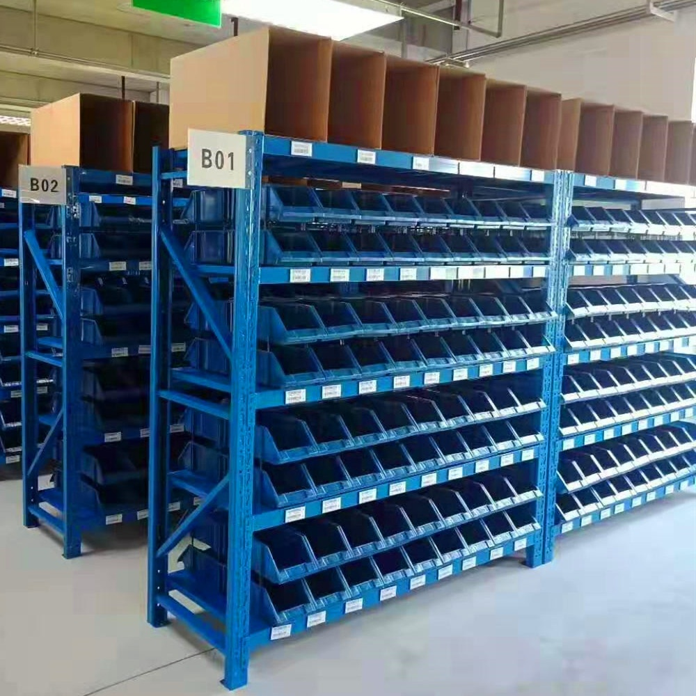 Factory direct sell wholesale Heavy Duty Storage Shelves Adjustable Warehouse Racks