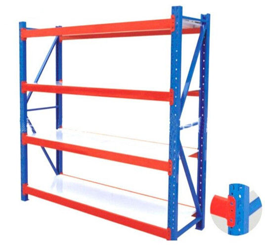 medium duty warehouse racking long span shelving for box storage for warehouse