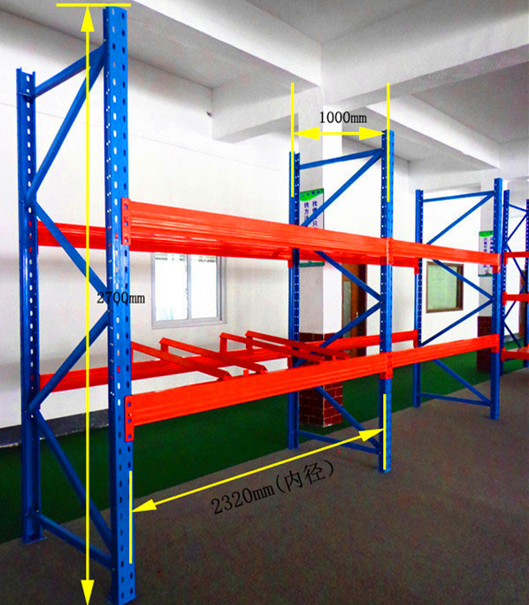 2019 steel material Warehouse Heavy Duty Storage Shelf racking system
