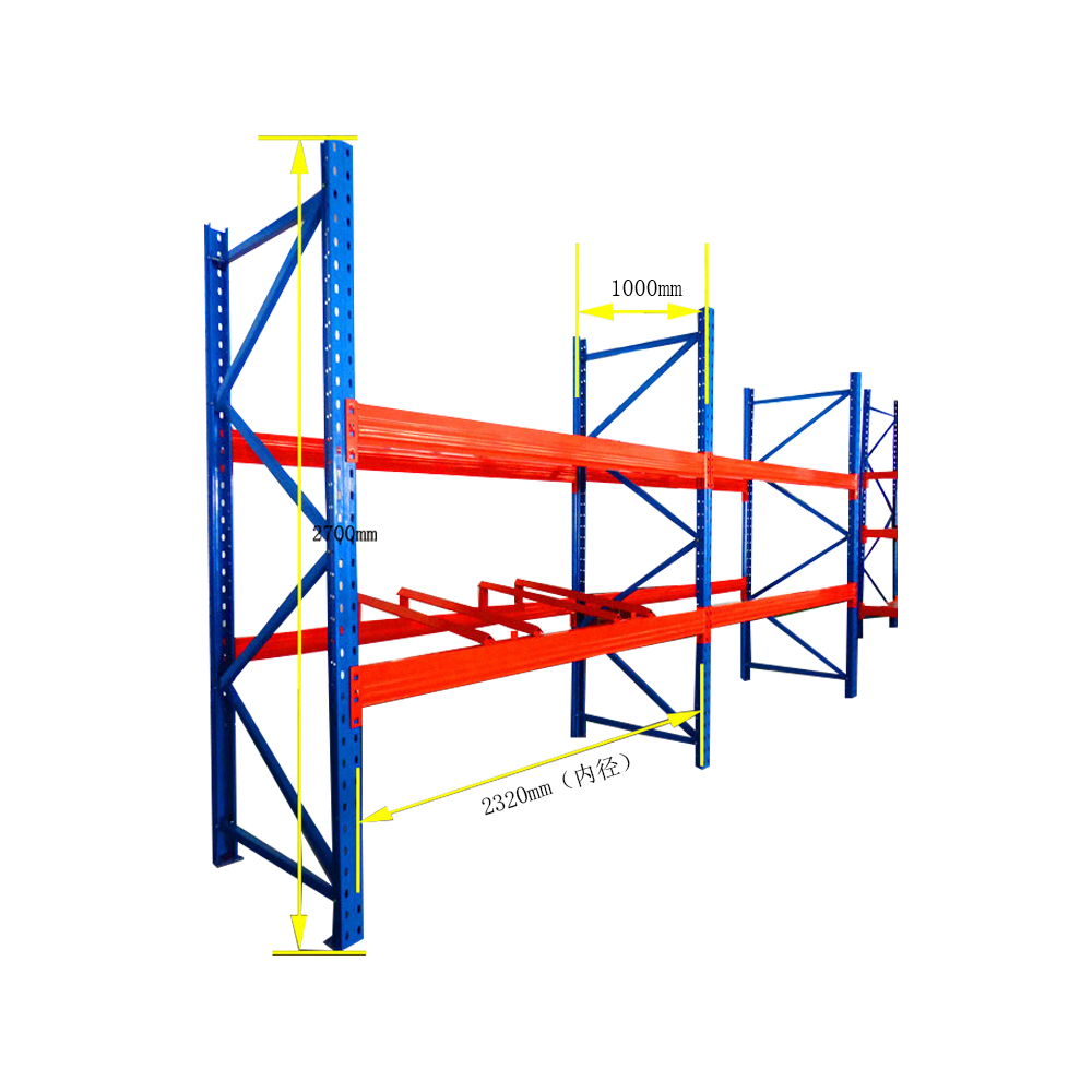 Premium Warehouse Heavy Duty Racking System