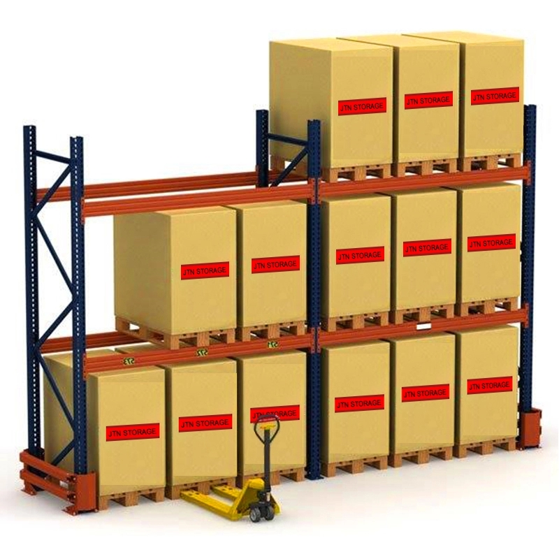 Goods storage steel good quality warehouse racking system