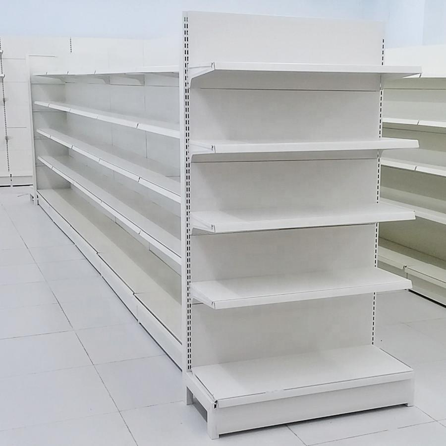 Customized Size Modern Style Customized supermarket shelf