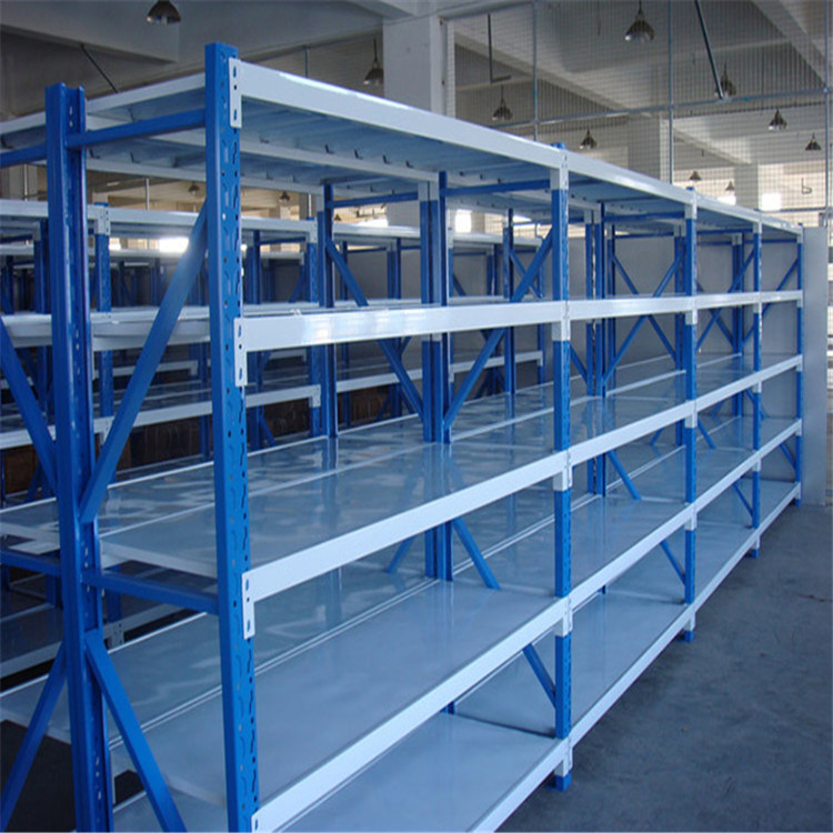 Direct factory supply Secure Heavy Duty Longspan Stacking Racking and Shelf