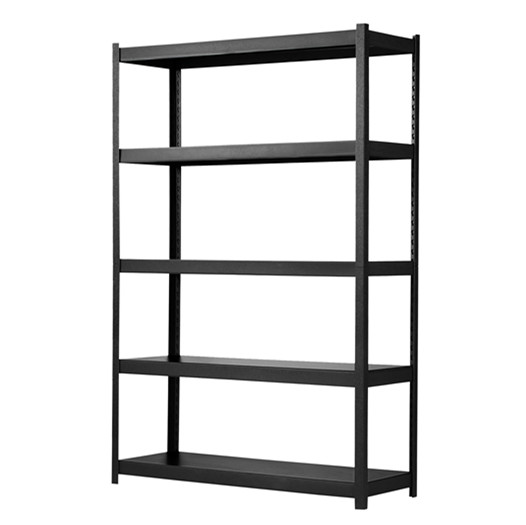 grocery store double sided black cheap metal pegboard display supermarket gondola shelves