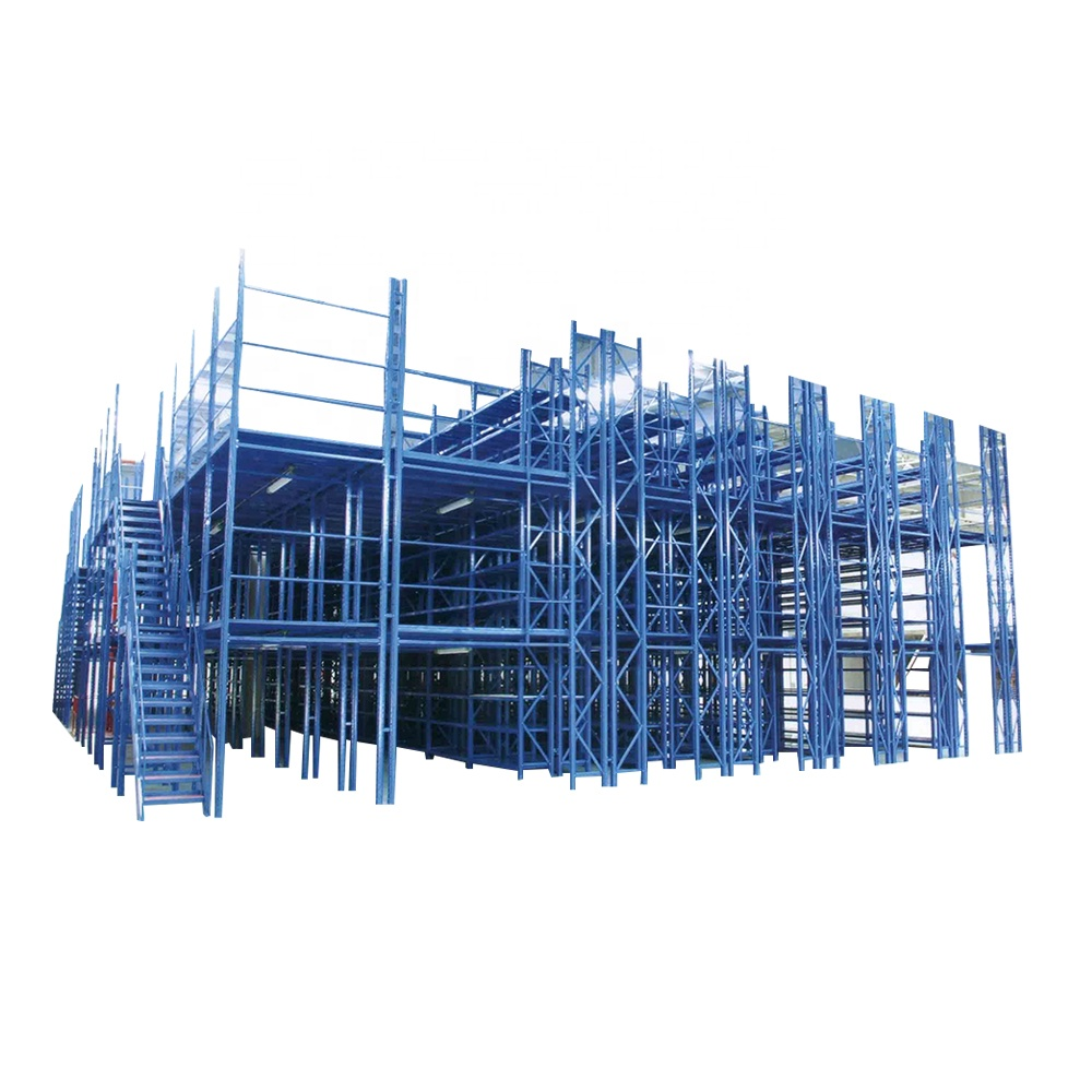 factory warehouse of High quality pallet racking