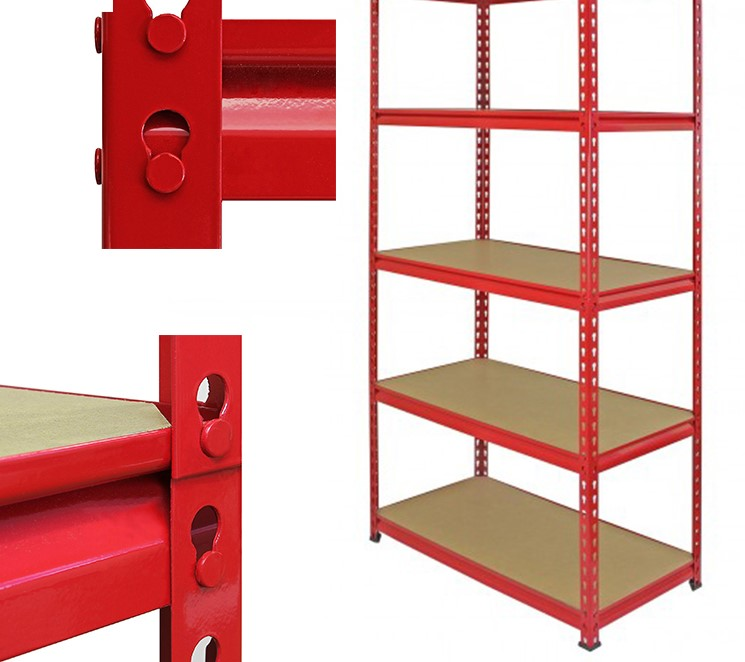 quality-assured double-sided metal grocery combination rack   shelf