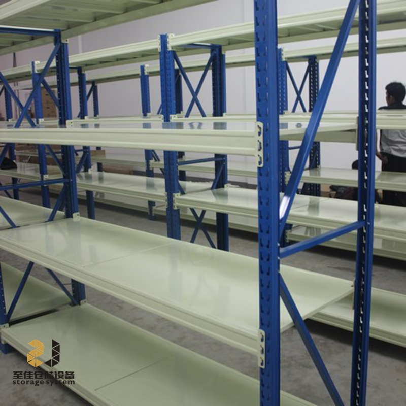 China Professional Manufacturer Industrial Plate Metal Warehouse Shelf