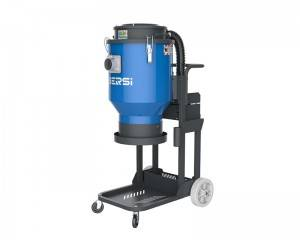2010T/2020T 2 motors Auto Pulsing dust extractor