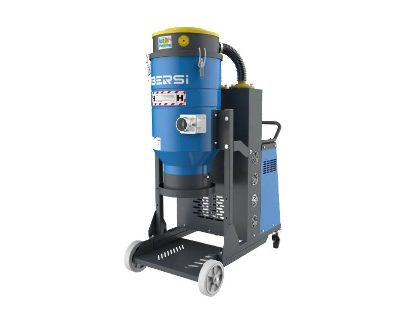 AC900 Three phase Auto Pulsing HEPA dust extractor Featured Image