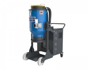 AC750 Three phase Auto Pulsing HEPA dust extractor