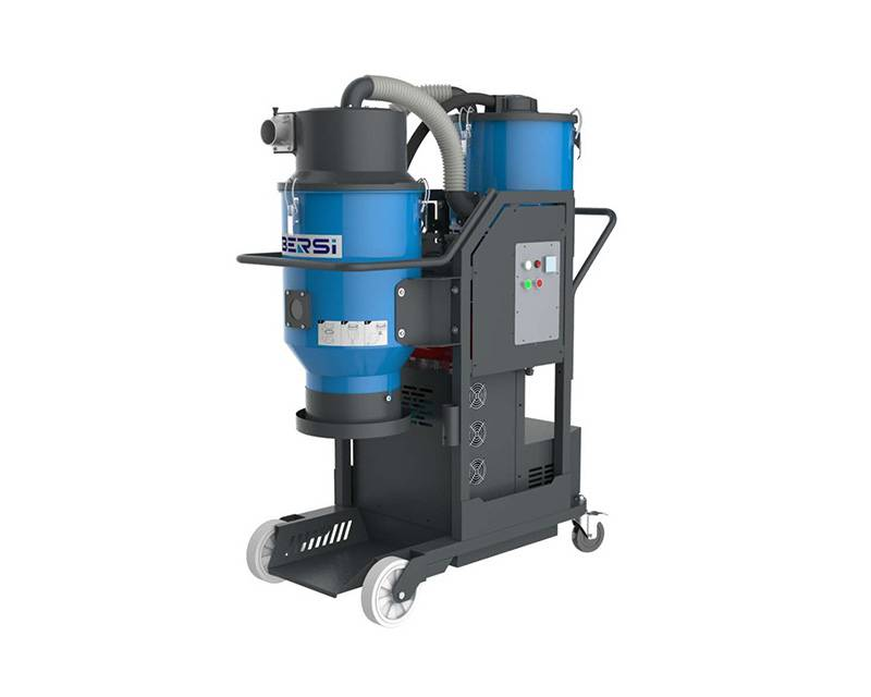 TS80 Series Three phase dust extractor Featured Image