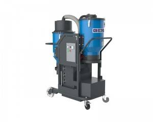 TS80 Series Three phase dust extractor