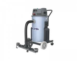 D3 Wet and dry vacuum for slurry