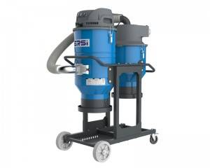 T5 dust extractor integrated with separator