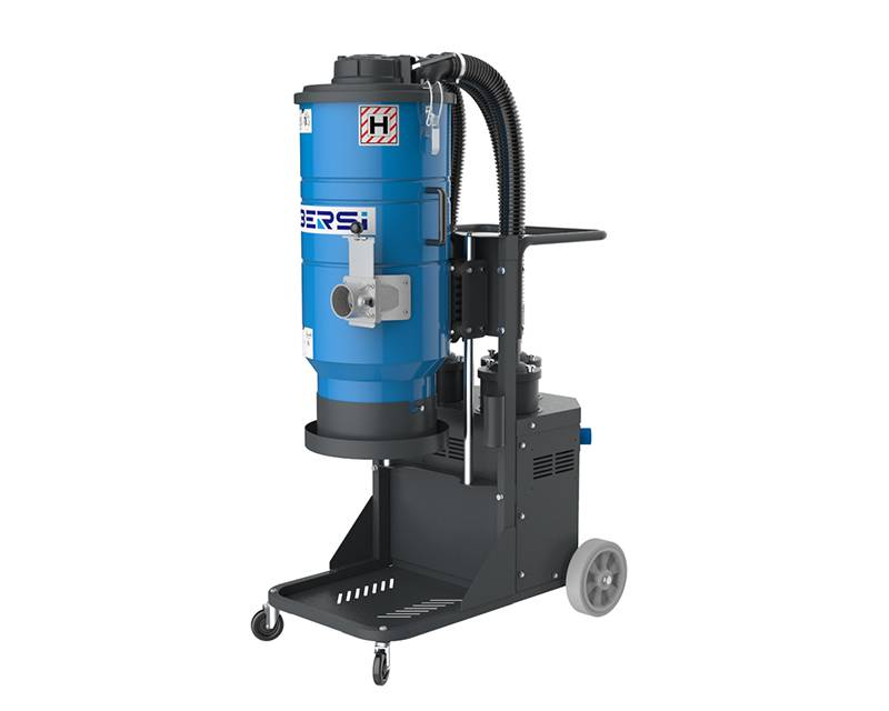 TS3000 Single phase HEPA dust extractor Featured Image