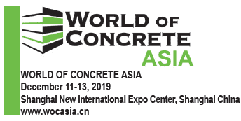 World of Concrete Asia 2019