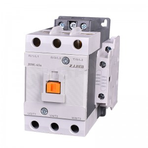 High reputation Magnetic Dc Contactor - JBC5(MC-65a) Series AC contactor – Jiebang