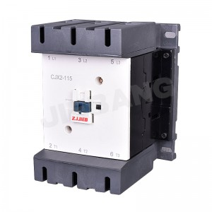 China New Product Electric Contactor Relay - JBC1-D115(LC1-D115)AC Contactor – Jiebang