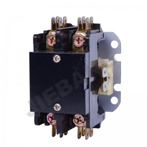 JBX9 2P Series AC Contactors For Air hoʻoikaika kino