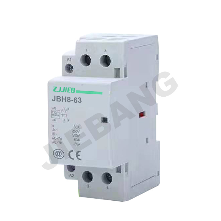 JBH8-63 Series Household AC Contactors Featured Image