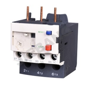JBR2(LR2, LRD) Thermal overload relay