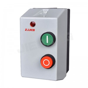 JBLE1(09-18 With Indicator) Magnetic Starter