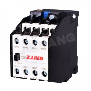 Excellent quality Magnetic Contactor C3rt1034 620a - JBC3(3TB40) AC contactor – Jiebang