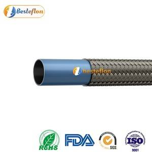 Conductive PTFE Hose for Military and Aerospace Industry | BESTEFLON