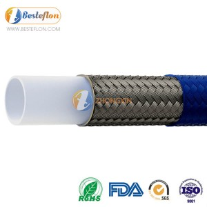 PTFE Hose Covered PVC For Car | BESTEFLON