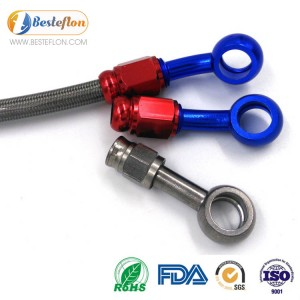 PTFE brake hose manufacturers for car motorcycle | BESTEFLON