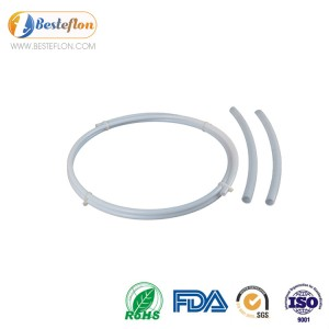 ptfe tubing high temperature for coffee machine | BESTEFLON