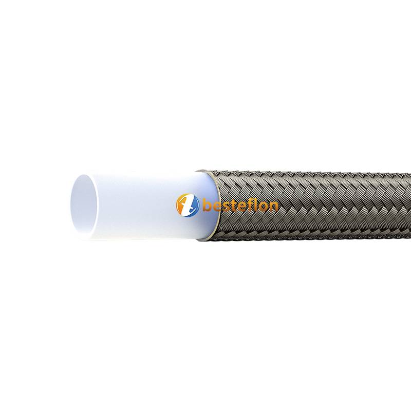What is Stainless Steel Braided PTFE Hose?