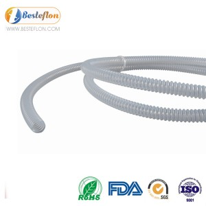ptfe tube corrugated flexible China manufactures | BESTEDLON