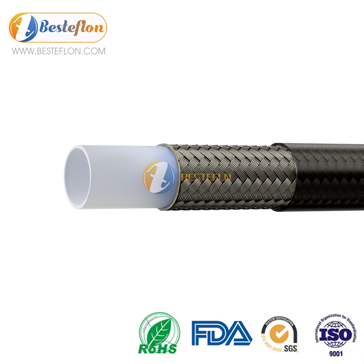 ptfe coated hose with PVC | BESTEFLON Featured Image