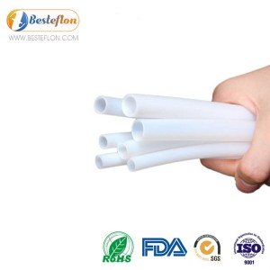 OEM/ODM Factory 4mm Ptfe Tubing - Tube ptfe ID 2mm*OD 4mm for 3D printer | BESTEFLON – Besteflon