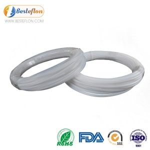 Factory Supply Ptfe Tube 2mm - Tubing ptfe high temperature milky white | BESTEFLON – Besteflon