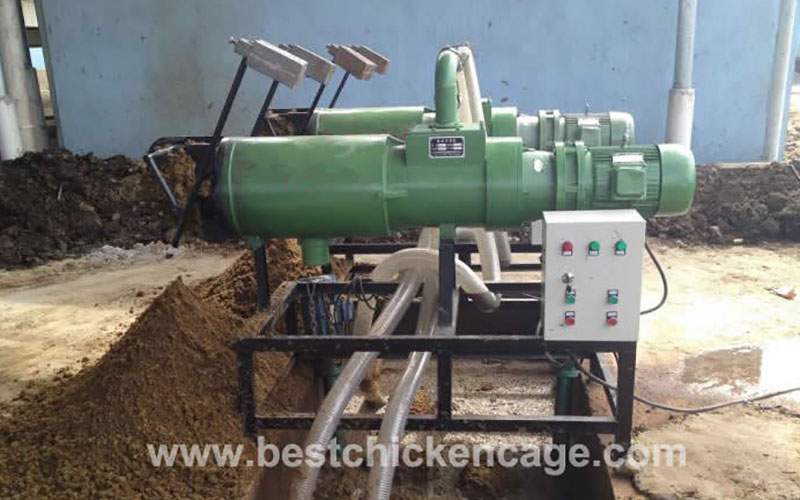 Manure Dewatering Machine Featured Image