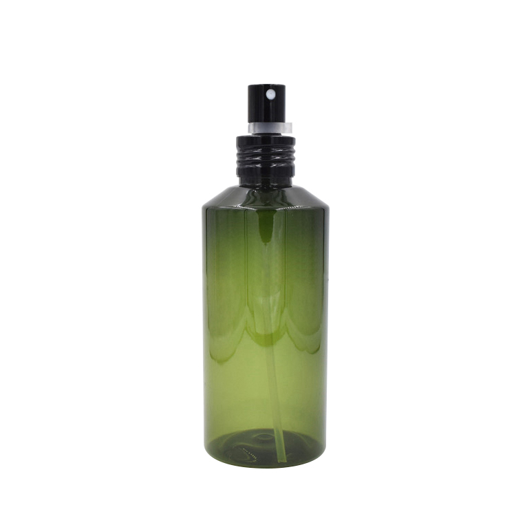 150ml plastic bottle with aluminum pump
