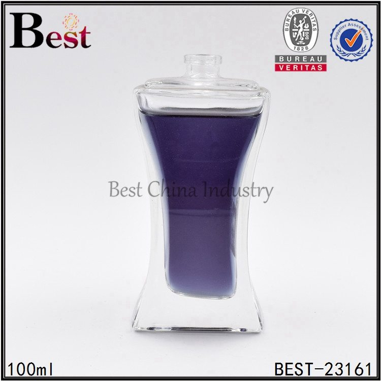 perfume bottle glass bottle 100ml
